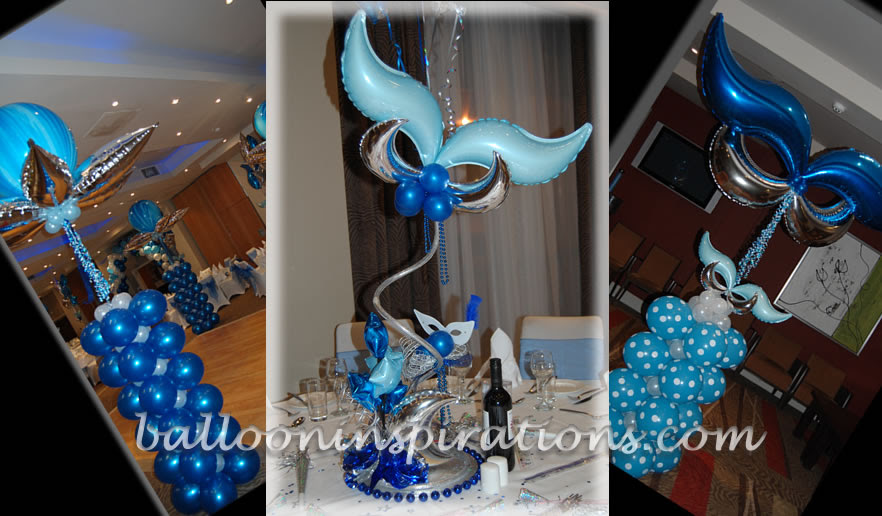 Corporate Balloon Party Decorations In London Uk