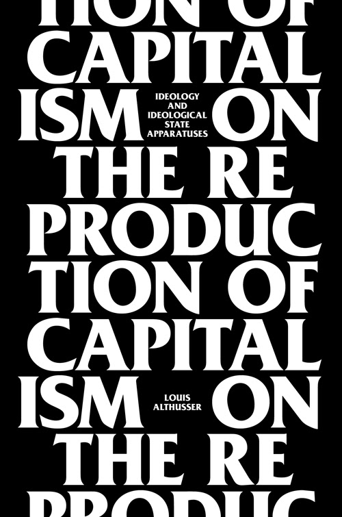 on reproduction of capitalism althusser