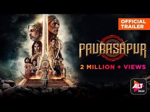 Paurashpur   Official Trailer   Starring Shilpa Shinde, Annu Kapoor, Milind Soman
