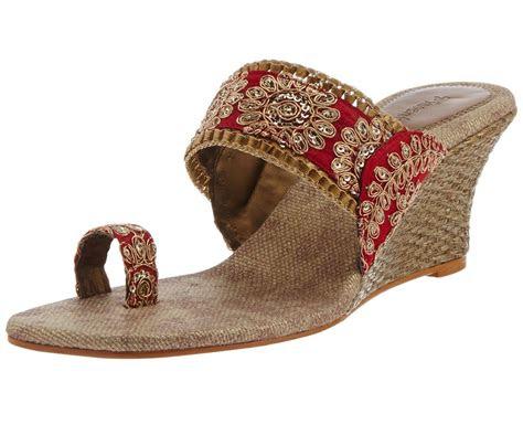 buy women party wear bridal footwear  rs  lowest