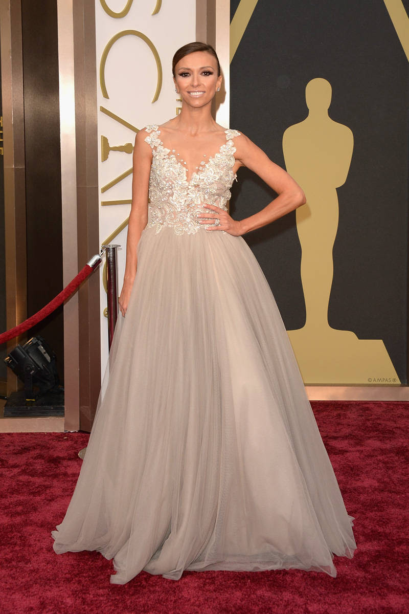 white dresses at the oscars  oscars 2014