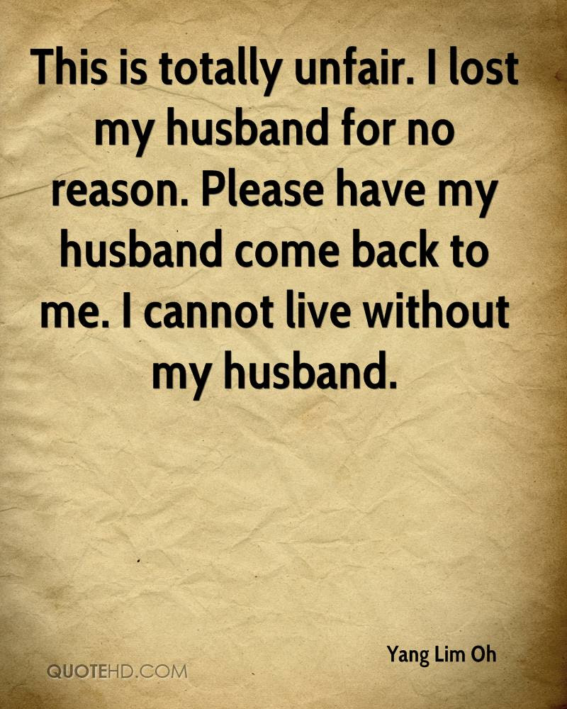 Yang Lim Oh Husband Quotes Quotehd