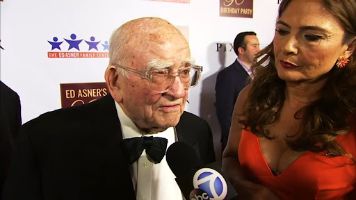 Avatar of Ed Asner celebrates 90th birthday with all-star party