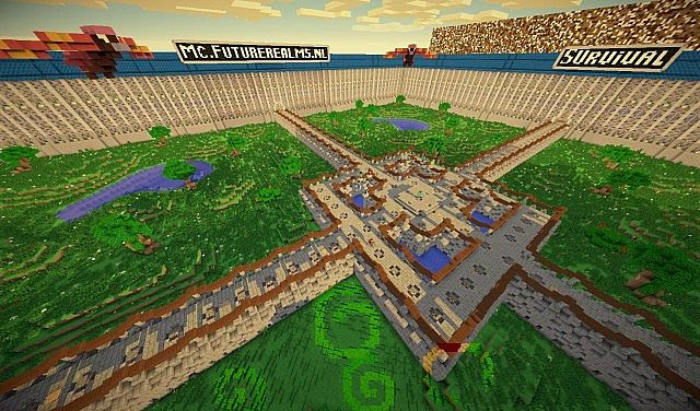 Minecraft Realms Spawn Protection - Nyepi a