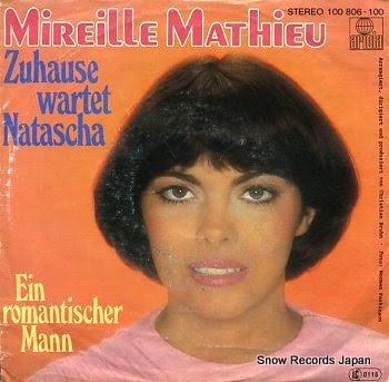 MATHIEU, MIREILLE zuhause wartet natascha