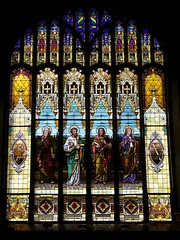 New Testament Window