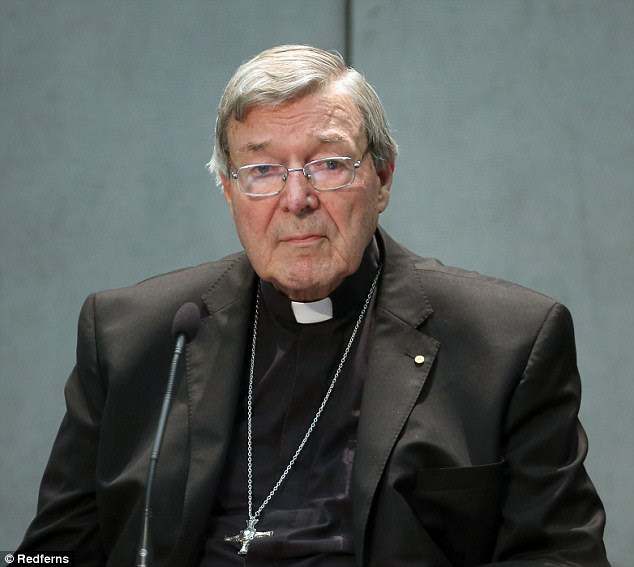 Court officials have confirmed that Cardinal George Pell (pictured) will receive no special treatment during his trial