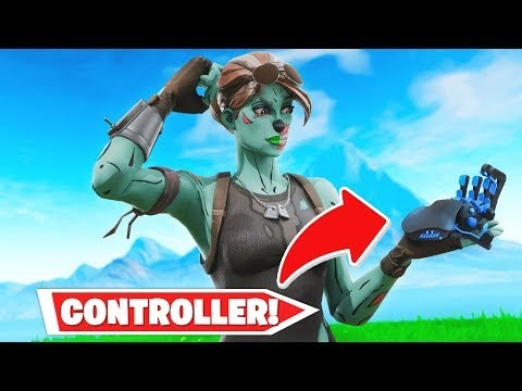 This Controller is the FUTURE OF FORTNITE GAMING