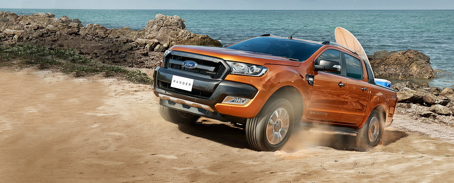 ... FOR DETAILS ON ALL NEW FORD RANGER 3.2 L Wildtrak 4×4 Auto Export