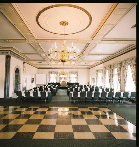 Detroit Yacht Club Fountain Room   Detroit Michigan