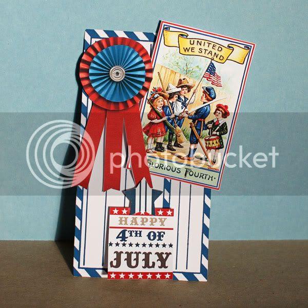 4th July Card