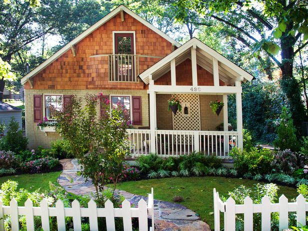 Curb Appeal Small Front Yard Landscaping Ideas