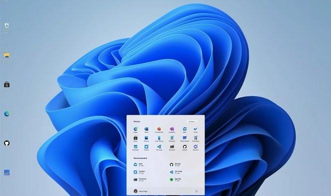 Программист-энтузиаст создал браузерный макет Windows 11