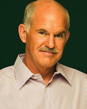 English: George Papandreou 日本語: ゲオルギオス・パパンドレウ