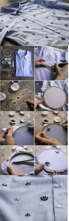 Summer Fashion DIY Projects (9)