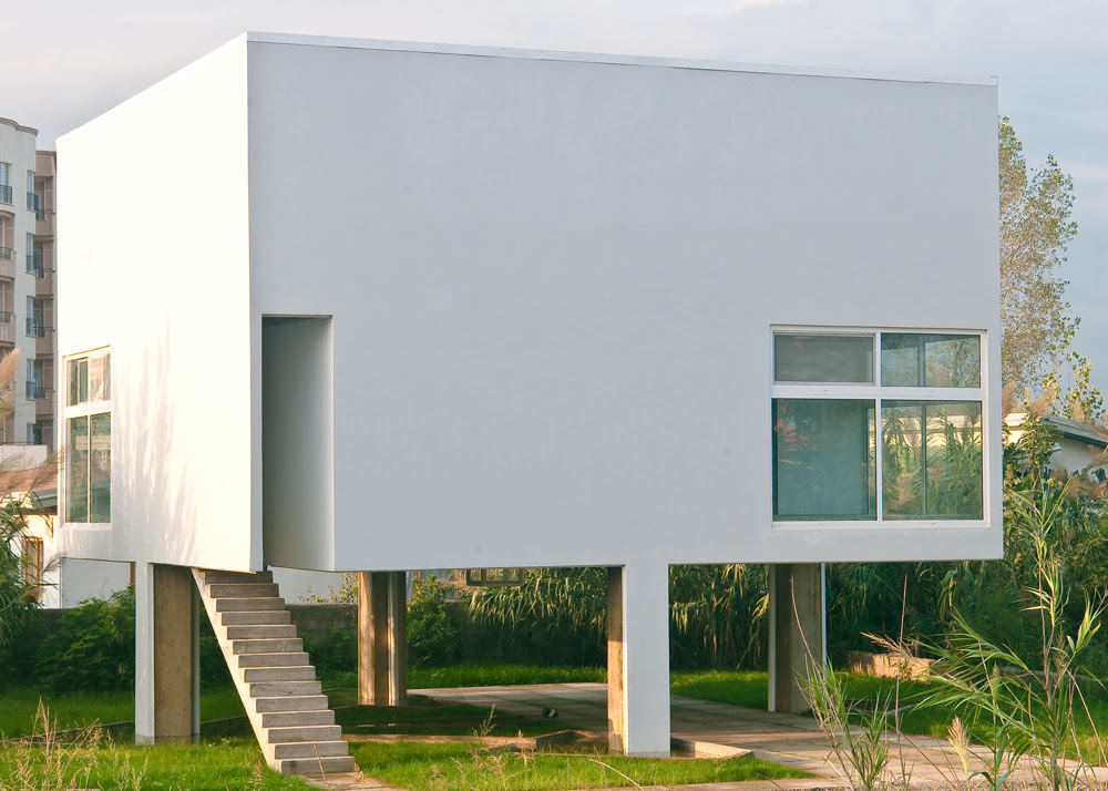 Casa en ladera - Paisajes Emergentes