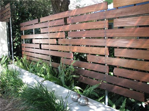 Fencing Idea Fence Design