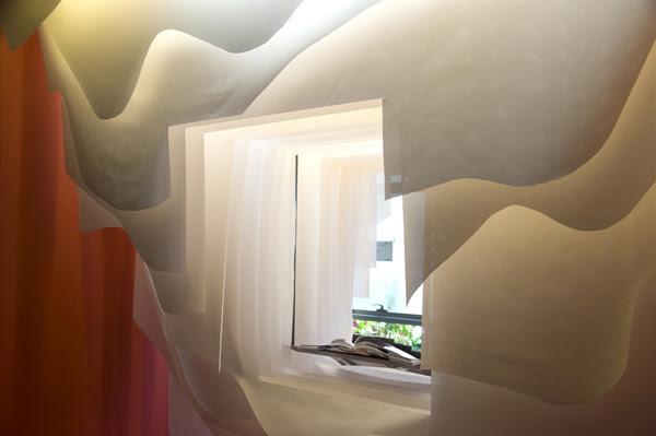 Casa FOA 2010, La Defensa, espacio 35, Dormitorio Salón de Eventos - THE WOW FACTOR + NIDOLAB, decoracion, interiores, muebles