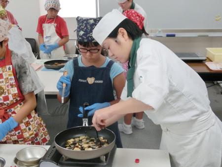 松菱 相可高校 料理イベント,村林先生 松菱 子供料理教室,キッズ料理教室 松菱