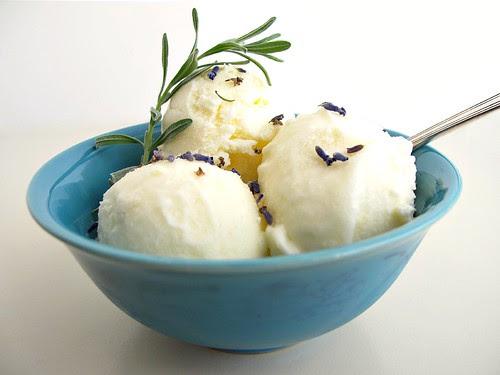 creme fraiche ice cream