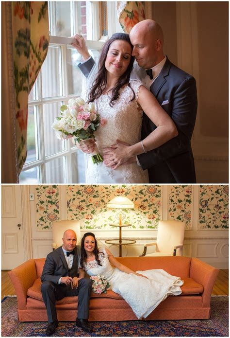 Winter Wedding at the Club at UK's Spindletop Hall