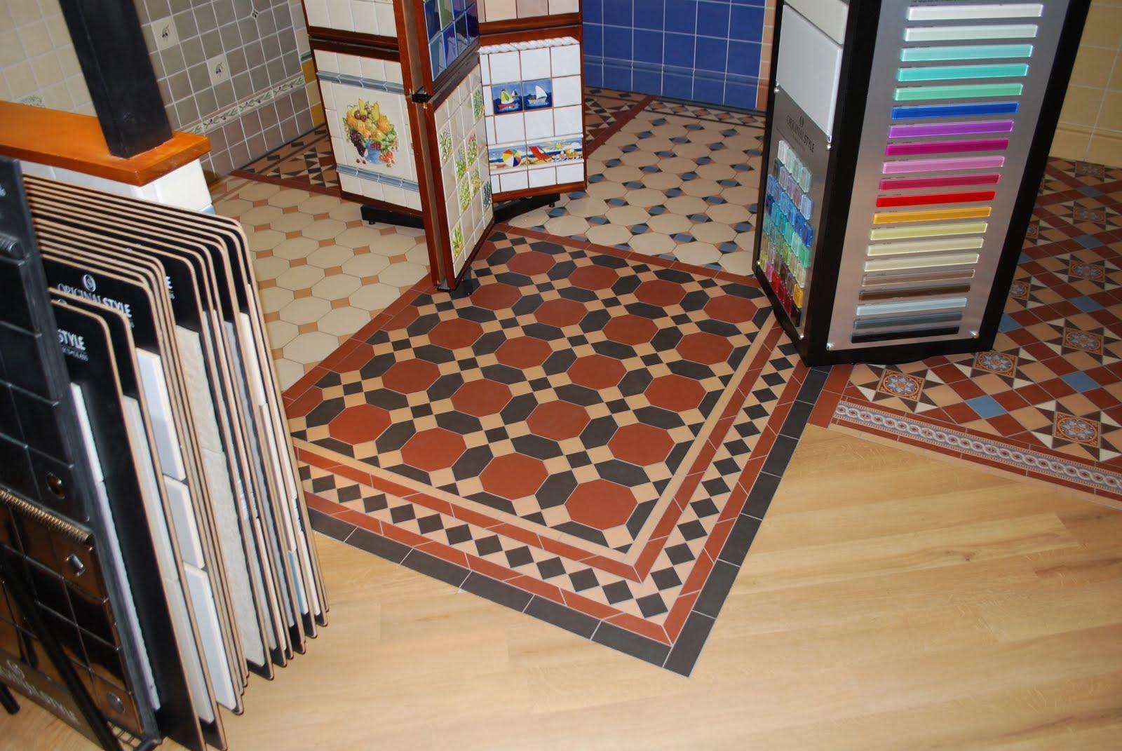 Victorian Style Lino Flooring - Carpet Vidalondon