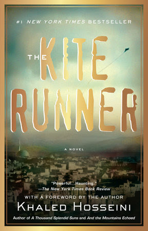 The Kite Runner Book Cover Picture