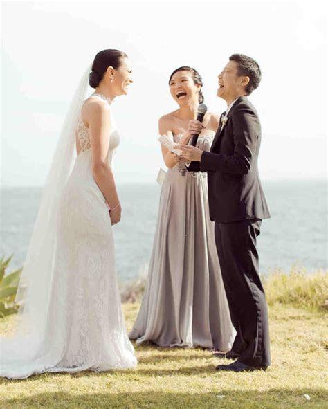 Unique Wedding Vows for the Modern Couple   Martha Stewart
