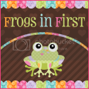 Frogs in First