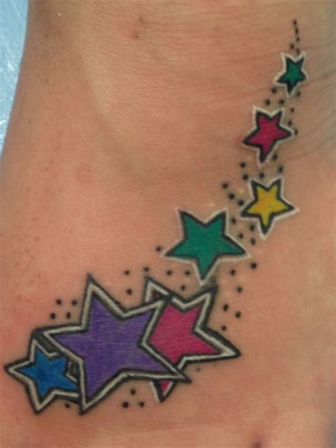star tattoo meaningtypes  placement pictures