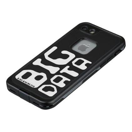 Big Data Scientist LifeProof FRĒ iPhone 7 Case