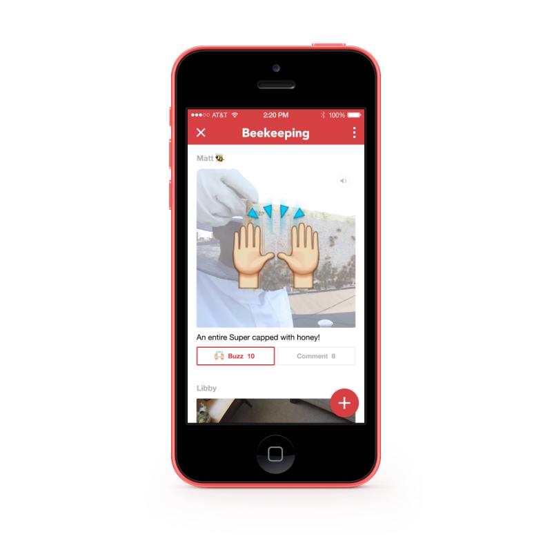 rooms screenshot feed1 e1414094267456 Facebook Labs lanza App para crear foros anonimos, no necesitas ser usuario de Facebook