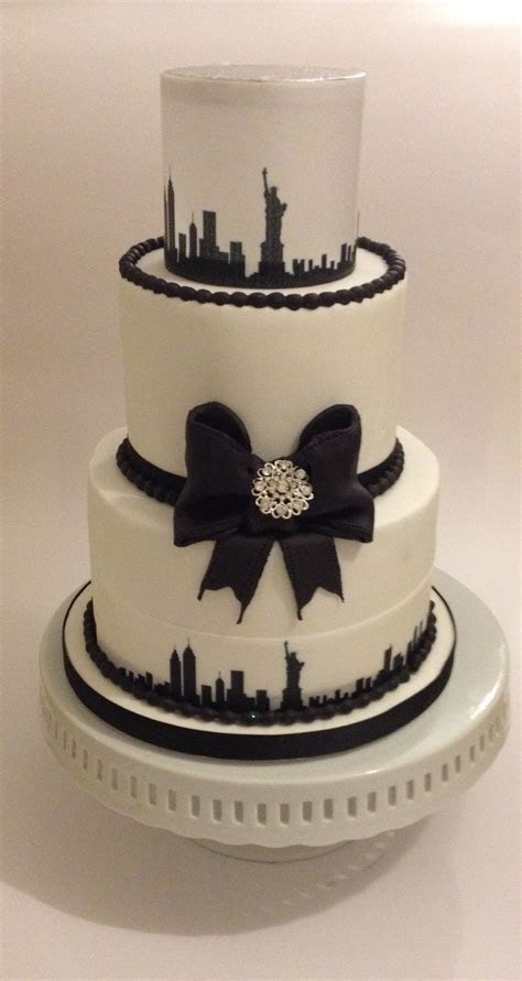 358 best City Cakes images on Pinterest   Beautiful cakes