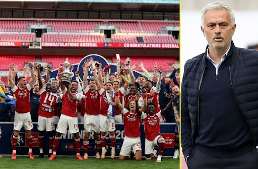 Avatar of Arsenal condemn Tottenham to three qualifying rounds just to reach Europa League proper by beating Chelsea in