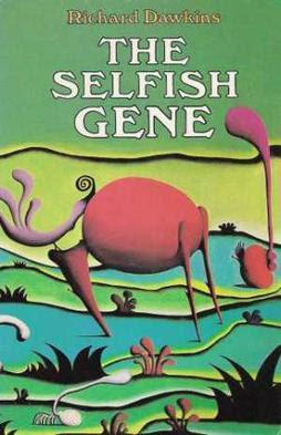 The 1976 book The Selfish Gene by Richard Dawk...
