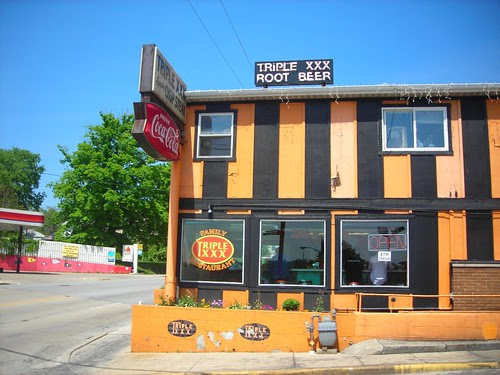 Triple XXX Restaurant!