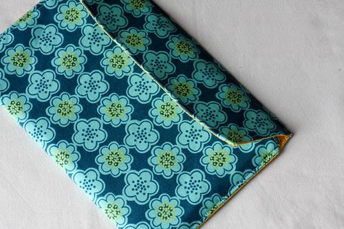 Fabric Envelope Tutorial - In Color Order