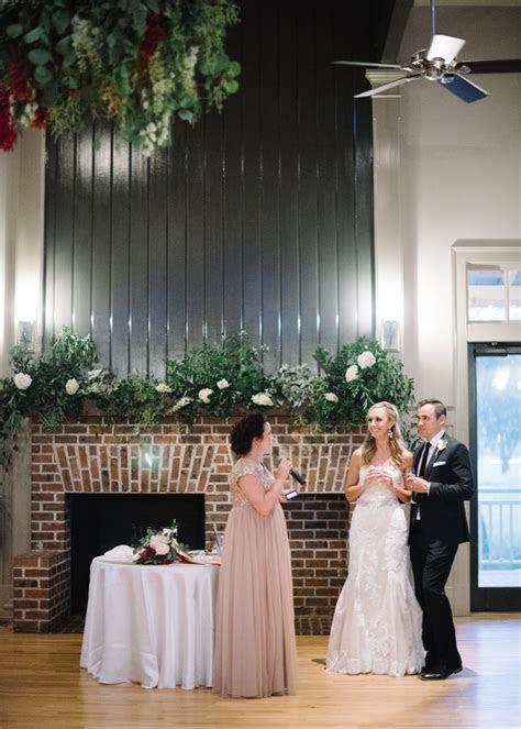 Creek Club at I'on Charleston Wedding: Rachel & Ray