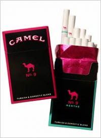 Camel No 9 Strong Enough For A Man But Made For A Woman