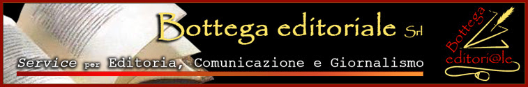 Bottega Editoriale - Servizi editoriali, comunicazione e giornalismo