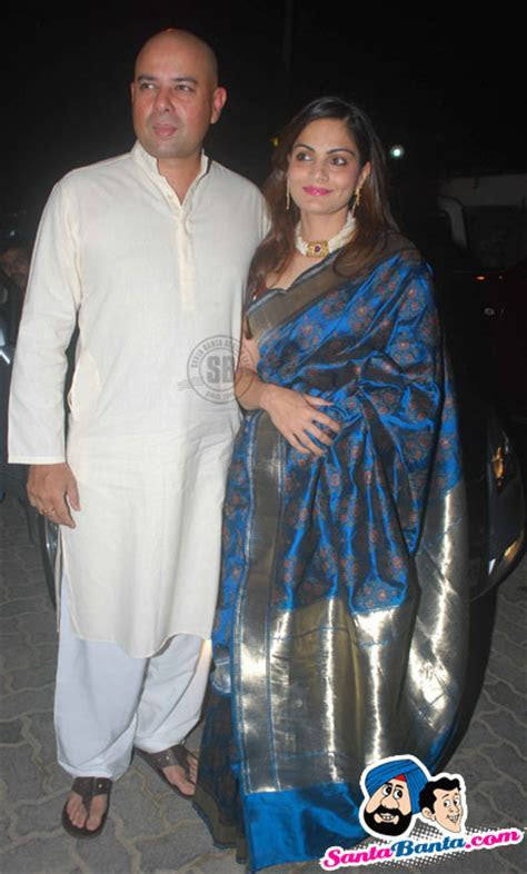 Nikhil Dwivedi Marriage Party    Atul Agnihotri and Alvira