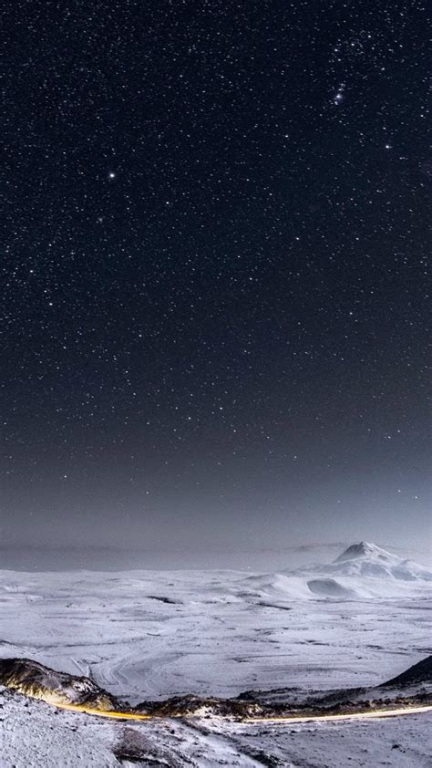 night  stars hd wallpapers  iphone  wallpapers