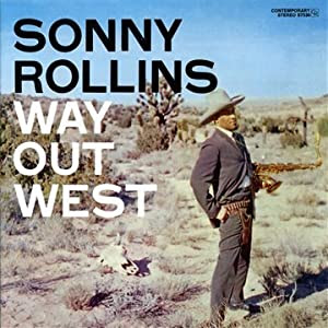 Sonny Rollins Way Out West [Remastered]  cover
