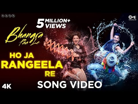 Ho Ja Rangeela Re of Bhangra Paa Le | Sunny,Rukshar,Sneha