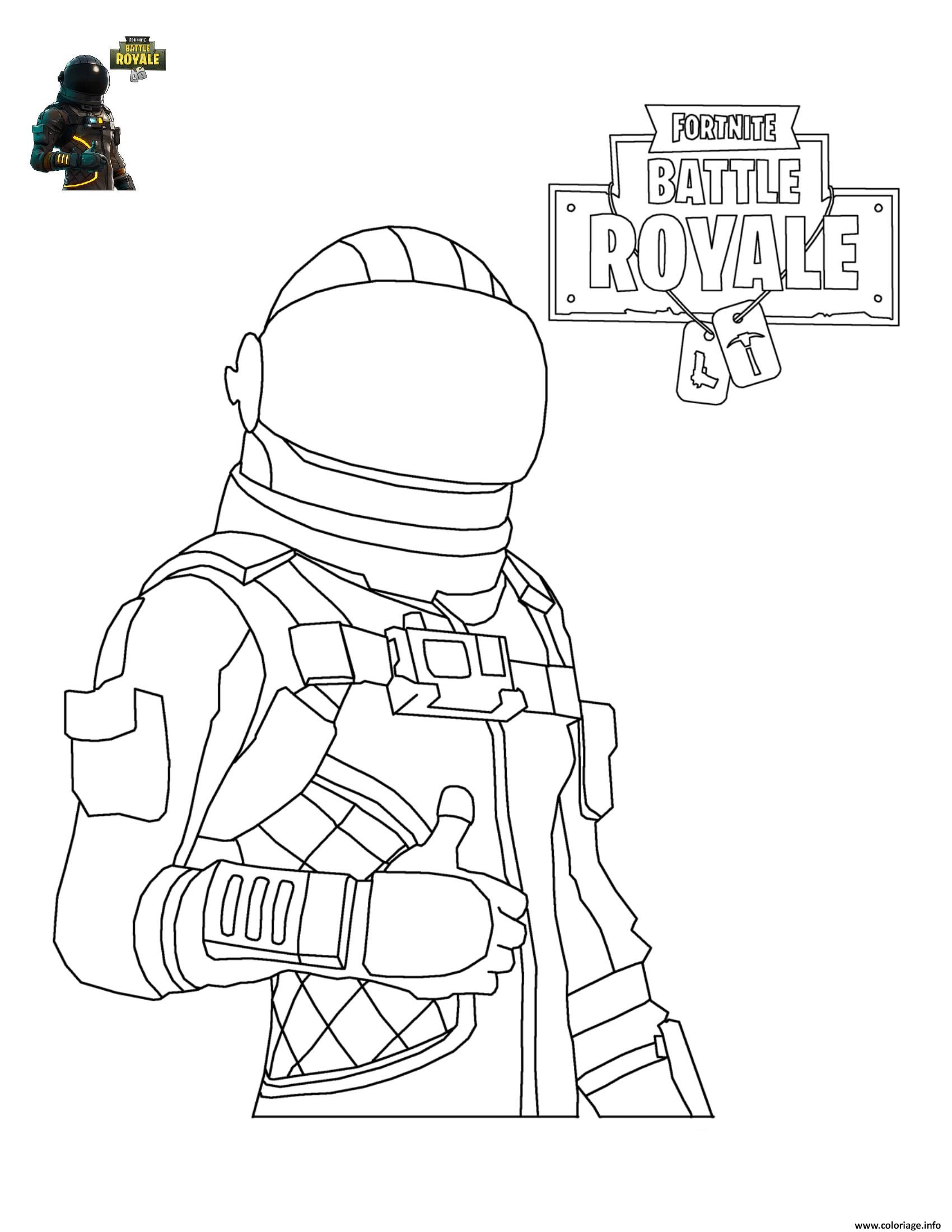 Fortnite Battle Royale Coloring Pages Pictures to Pin on Pinterest  ThePinsta