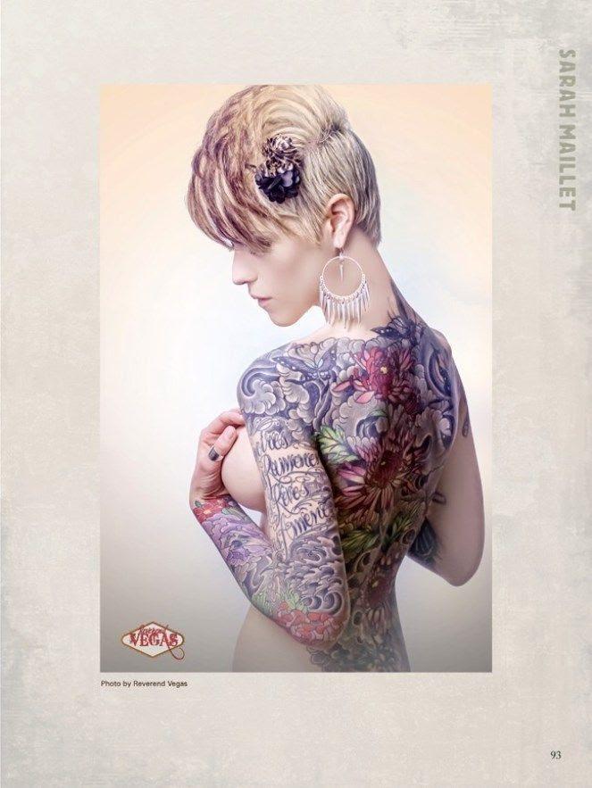 женщины с татуировками 4
