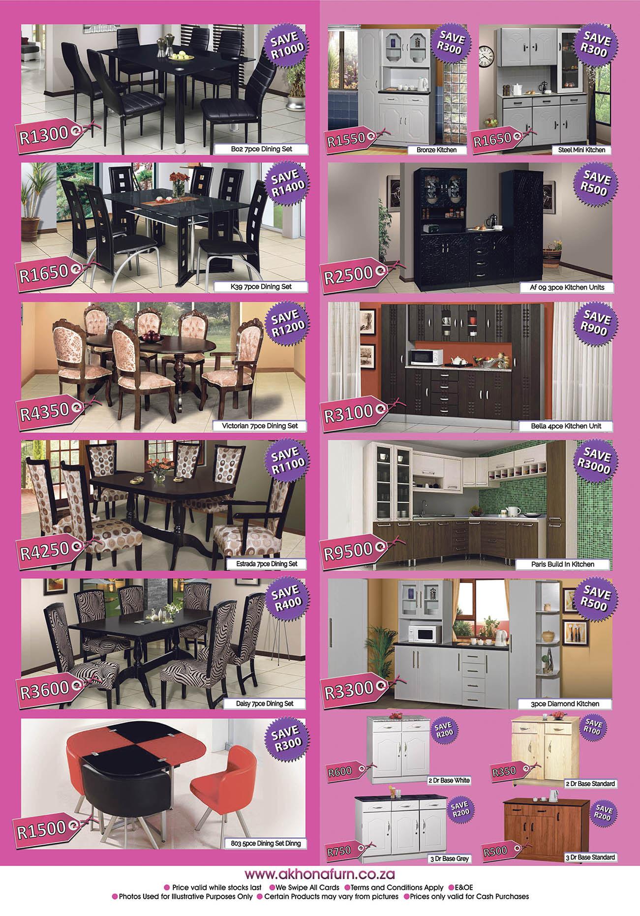 17 Fresh Akhona Furniture Kitchen Units