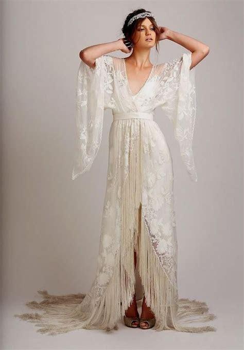 pin  weddin gypsy  bridal dresses   wedding