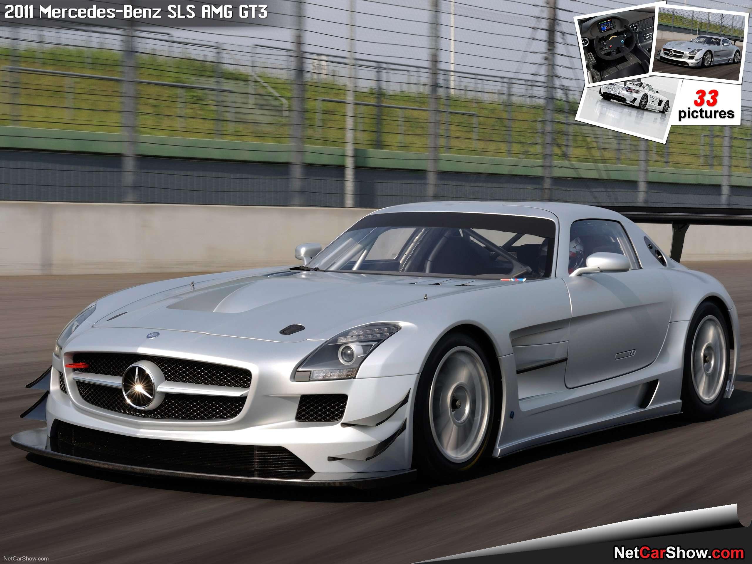 Mercedes-Benz SLS AMG GT3 (2011)