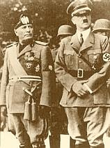 Fascists: Mussolini and Hitler